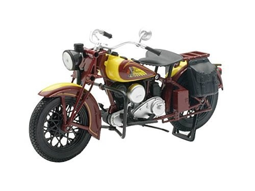 1934 Indian Sport Scout 1/12 Мотоциклы 1/12