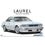 Nissan HC33 Laurel Medalist CLUB S `91 Гражданские авто