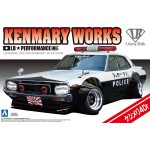 LB Works Kenmeri 4Dr Patrol Car Спортивные авто