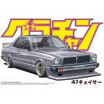 Toyota Chaser 41 Ретро авто