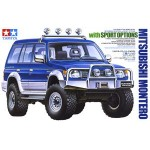 Mitsubishi Pajero (Montero) Sports Option Гражданские авто