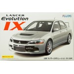 Mitsubishi Lancer Evolution IX GSR w/Window Frame Masking Спортивные авто