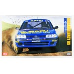 Subaru Legacy RS `1993 New Zealand Rally Winner/Tour De Corse Rally` Спортивные авто
