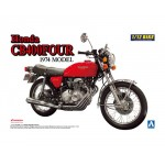 Honda CB400 Four Photo-Etched Parts&Metal Sticker SET Мотоциклы 1/12