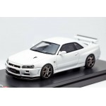 Nissan Skyline GT-R V Spec II (BNR34) White Mark43
