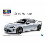 Toyota 86 ZN6 `16 (Ice Silver Metallic) Спортивные авто