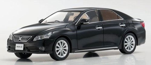 Toyota Mark X Premium (Early Type) (Черн...