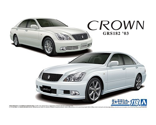 Toyota GRS182 Crown Royal Saloon G/ Athl...