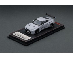 Nissan GT-R R35 PANDEM (Matte Gray) Ignition Model