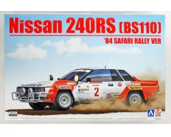 Nissan 240RS BS110 `84 Safari Rally Edition Спортивные авто