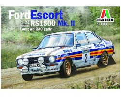 Ford Escort RS1800 Mk.II Lombard RAC Rally WRC Series
