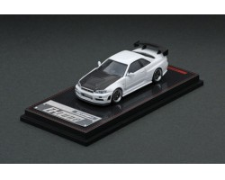 Nissan Skyline GT-R R34 Z-tune Nismo (White) Ignition Model