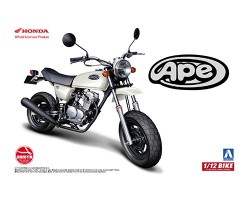 Honda APE50 (Snap Kit) Мотоциклы 1/12