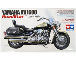 Yamaha XV1600 Roadstar Custom Мотоциклы 1/12