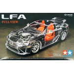 Lexus Lfa Full VIew Суперкары