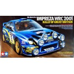 Subaru Impreza WRC 2001 Rally Of Great Britain Спортивные авто